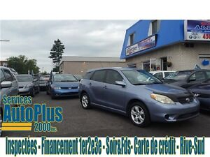 2006 Toyota Matrix XR FULL - MAG - A/C - A VOIR !!
