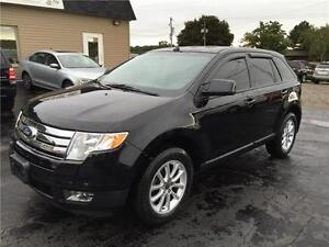 2010 Ford Edge SEL RUNS MINT ONLY 123KM