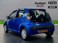 2012 Citroen C1 1.0I Vtr 5Dr Hatchback Petrol Manual
