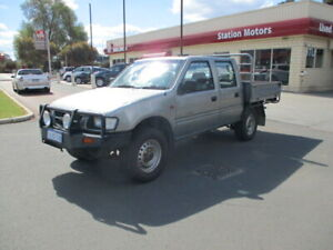 1999 HOLDEN Rodeo LX (4x4) Collie Collie Area Preview