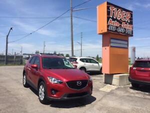 2014 Mazda CX-5 GS**NAVIGATION**PUSH START**ONLY 89 KMS***