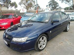 2005 Holden Commodore VZ Lumina Blue 4 Speed Automatic Sedan Maidstone Maribyrnong Area Preview