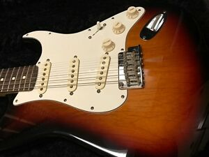 2012 American Fender standard Stratocaster -MINT - USA -