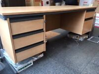 Large Office Desk for Sale - Collection Only