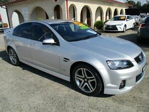 2011 Holden Commodore VE II MY12 SV6 Silver 6 Speed Manual Sedan South Nowra Nowra-Bomaderry Preview