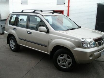 2004 Nissan X-Trail T30 II ST-X Gold Metallic 5 Speed Manual Wagon West Footscray Maribyrnong Area Preview