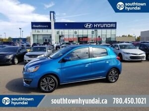 2017 Mitsubishi Mirage SEL/BACKUP CAM/HEATED SEATS/BLUETOOTH