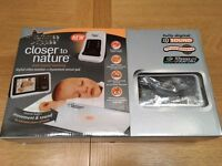 Tommee Tippee Closer to Nature Digital Video Monitor - excellent condition