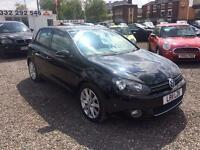 2011 VOLKSWAGEN GOLF 2.0 TDi 140 GT DIESEL BIG SPEC 12 MONTHS WARRANTY AVAILABLE