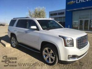 2018 GMC Yukon Denali 4WD 6.2L with 10 speed a