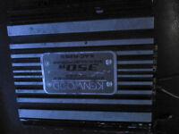 kenwood car amp 350watts