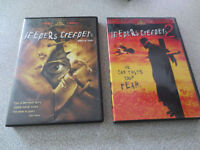 DVD Jeepers Creepers movies