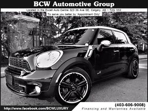 2014 MINI Cooper Countryman S AWD Certified Low Km $23,995.00