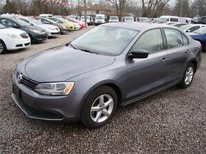 2013 Volkswagen Jetta Sedan Trendline Plus Automatic