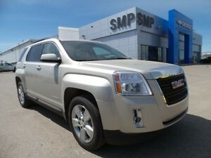 2015 GMC Terrain SLT AWD, PST paid, leather, rem. start, sunroof