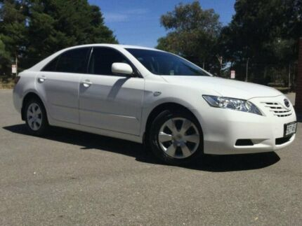 2009 Toyota Camry ACV40R Altise White 5 Speed Automatic Sedan Elizabeth Playford Area Preview