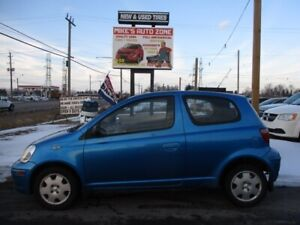 2005 Toyota Echo 3dr HB CE