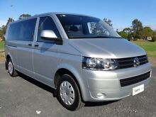 2012 Volkswagen Caravelle T5 MY13 TDI340 Silver 7 Sports Automatic Dual Clutch Wagon Erina Gosford Area Preview
