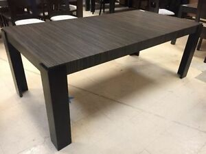 Solid Wood TABLES LIQUIDATION MONTREAL