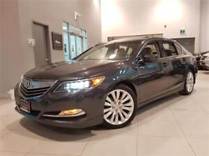 2014 Acura RLX ELITE PACKAGE P-AWS **NAVIGATION-CAMERA**