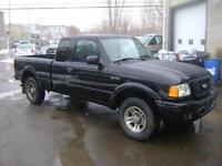 2005 Ford Ranger Edge Pickup Truck