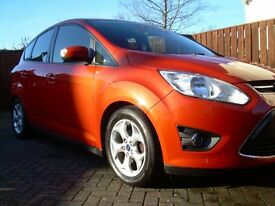 Lovingly cared for beautiful low mileage Ford C Max.