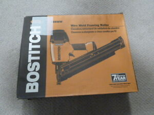 Bostich F28WW Wire Weld Framing Nailer - New in Box
