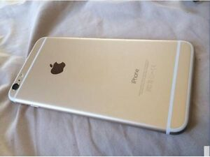 Mint iPhone 6, 128Gb in gold. Carrier with Telus.