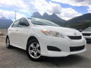 2014 Toyota Matrix | LOW KM | CLEAN CARPROOF |