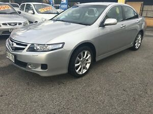 2006 Honda Accord Euro CL MY2006 Luxury Silver 5 Speed Automatic Sedan Hillcrest Port Adelaide Area Preview