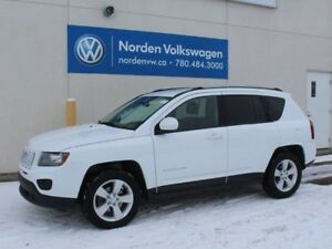 2016 Jeep Compass NORTH - AUTOMATIC / HEATED SEATS / ALLOY WHEEL
