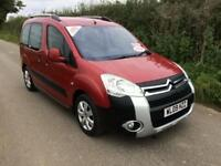 2009 09 CITROEN BERLINGO MULTISPACE XTR HDI DIESEL