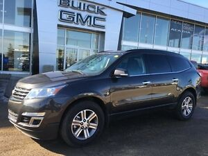 2017 Chevrolet Traverse LT - AWD! 1LT, 7 Pass!