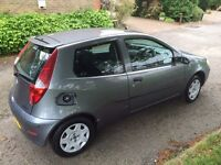 54 REG FIAT PUNTO 60000 MILES NEW SHAPE VERY GOOD CONDITION DRIVES PERFECT NO FAULTS