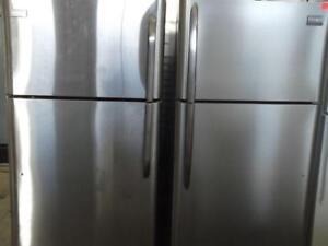 Factory return fridges