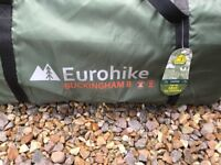 Eurohike Buckingham 8 Man Family Tent - Unused - As New!
