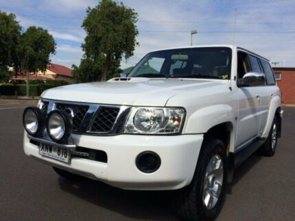2005 Nissan Patrol GU IV ST (4x4) 4 Speed Automatic Wagon Clarence Gardens Mitcham Area Preview