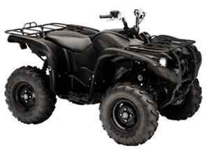 YAMAHA GRIZZLY DAE SE 2  USE LOW MILLAGE West Island Greater Montréal image 1