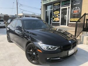2013 BMW 3 Series ActiveHybrid 3-Navigation/Pano Sunroof/Low Kms