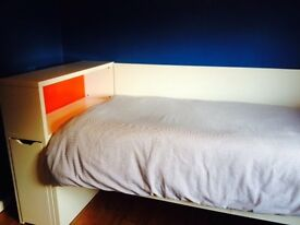 Excellent Ikea trundle bed - great for sleep overs.