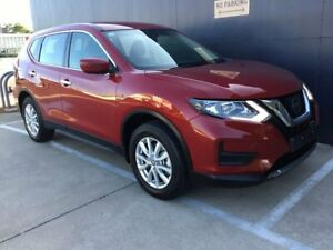 2018 Nissan X-Trail T32 Series II ST X-tronic 2WD Red 7 Speed Constant Variable Wagon Stuart Park Darwin City Preview