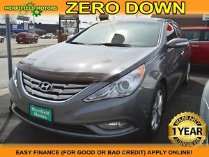 2011 Hyundai Sonata Limited Auto -- DRIVE FOR ONLY $59/Weekly