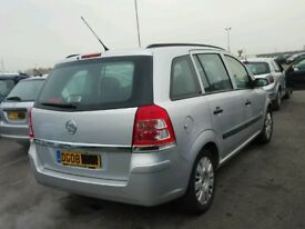 Vauxhall Zafira b (((( breaking ))))