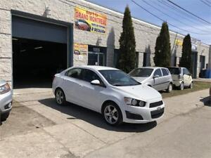 2.13 CHEVROLET SONIC 1.6L (4 CYL)/AUT/AC/BLUETOOTH/MAGS/GR-ELECT