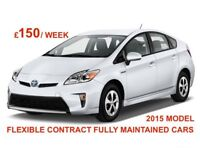 PCO UBER READY | TOYOTA PRIUS HYBRID | FOR RENT | HIRE MINI CAB | AUTO| TAXI | UBER X | AUTOMATIC
