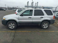 Ford Escape 2006 hybride