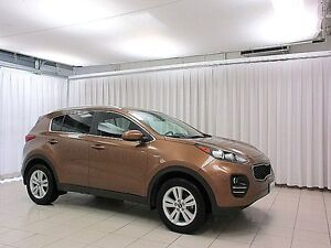 2017 Kia Sportage AWD SUV w/ Heated Seats, Sirius XM Radio, and