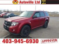 2011 Ford Escape XLT AWD LEATHER $ 15488 EVERYONE APPROVED