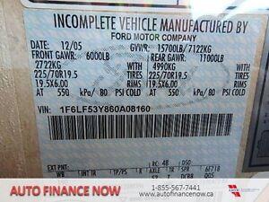 2006 Ford Deluxe F550 MOTOR HOME Edmonton Edmonton Area image 12