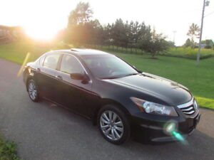 2012 Honda Accord EX: Great shape inside & out! Highway kms!
